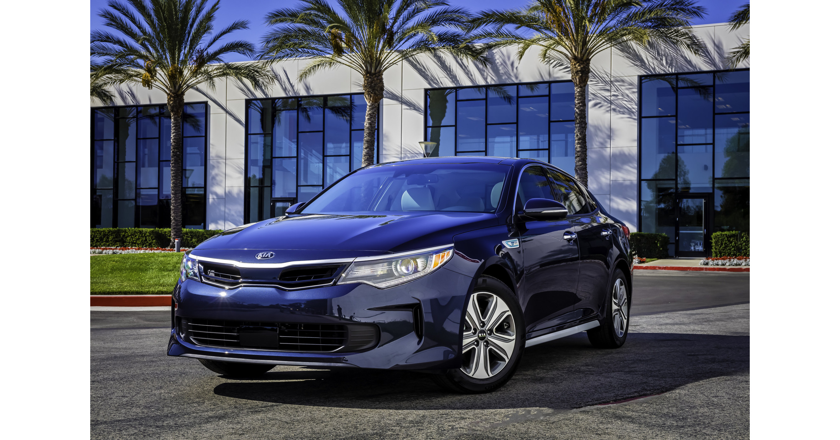 Four kia vehicles named among best electrified and eco friendly offerings by kelley blue book s