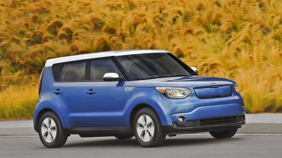 "Four Kia Vehicles Named Among Best Electrified and ""Eco-Friendly"" Offerings by Kelley Blue Book's KBB.com"