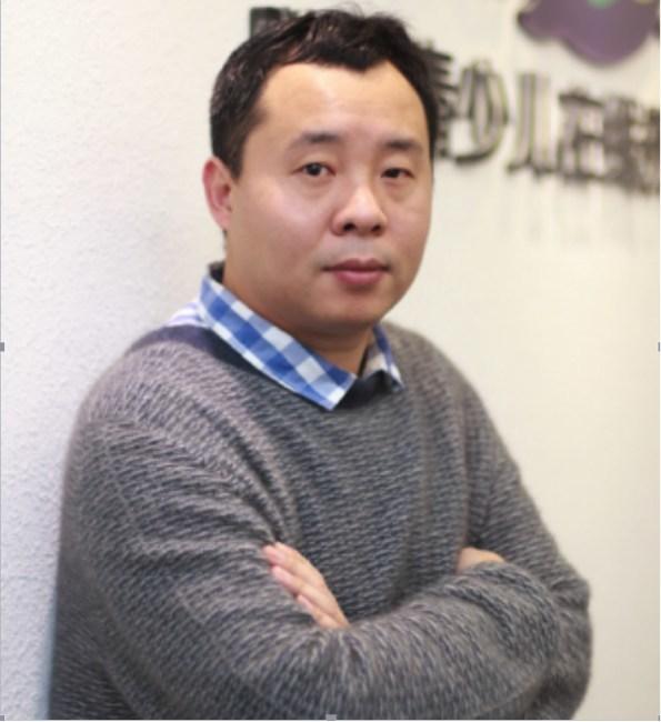 Dennis Lee, co-founder of DaDaABC