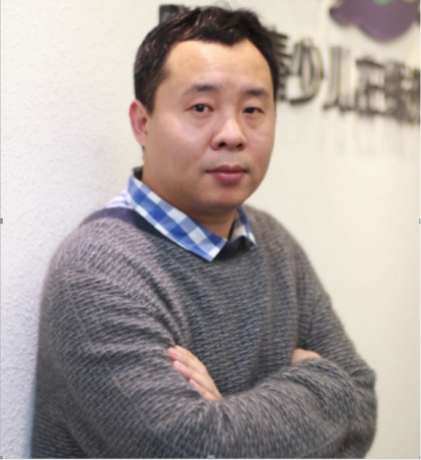 Dennis Lee, co-founder of DaDaABC