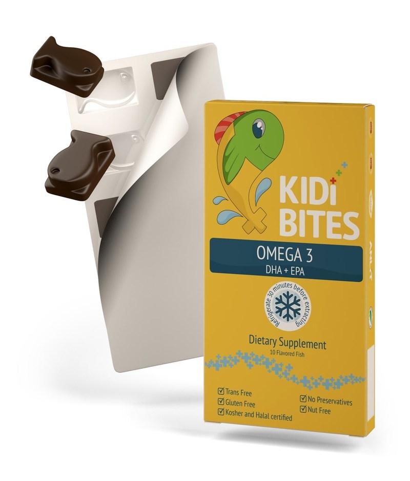 High DHA+EPA Omega-3 Supplement for Kids & Adults (PRNewsfoto/Anlit Ltd.)