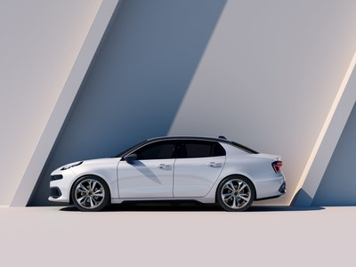 Lynk & Co to Introduce 03 Concept Sedan at Shanghai Auto Show
