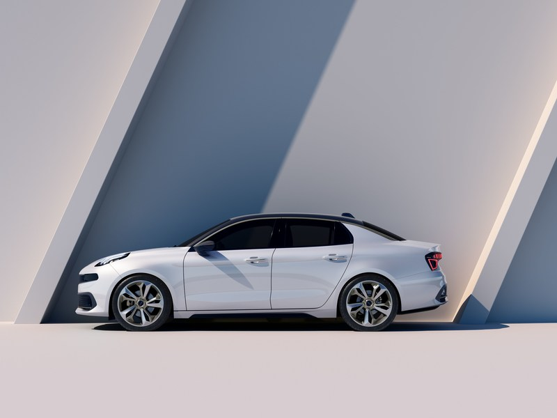 The LYNK & CO '03 Concept'