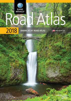 Rand McNally Releases the 94th Edition of America's #1 Road Atlas