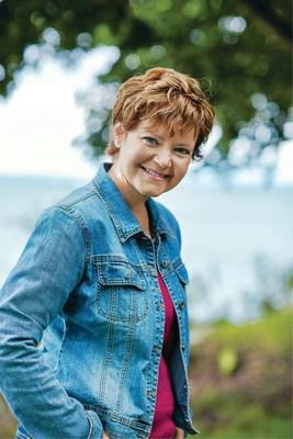 Penny Caldwell, portrait par le photographe Daniel Ehrenworth (Groupe CNW/Fondation nationale des prix du magazine canadien)