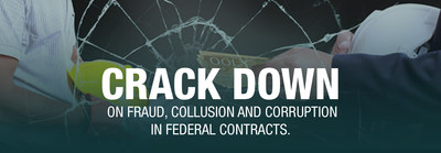 Crack Down on Fraud, Collusion and Corruption in Federal Contracts (CNW Group/Competition Bureau)
