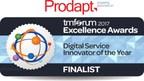 Prodapt presenta el marco de automatización de procesos robóticos Telebots en TM Forum Live, 2017