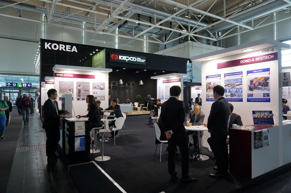 KoreaPavilionatHannoverMesse2015