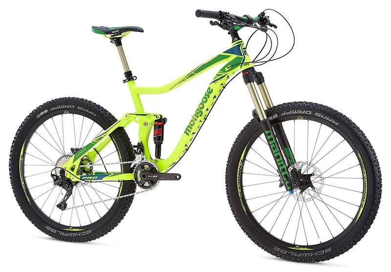 Mongoose Teocali Pro Wheel