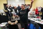 Mike Agugliaro Hosts Warrior Fast Track Academy, May 9-12