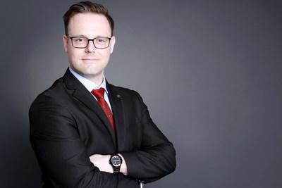 Marc-André Martin, président de l'APIGQ (Groupe CNW/Association professionnelle des ingénieurs du gouvernement du Québec (APIGQ))