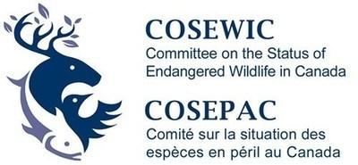 Comité sur la situation des espèces en péril au Canada (Groupe CNW/Comité sur la situation des espèces en péril au Canada)