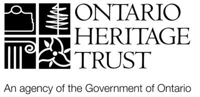 Ontario Heritage Trust (CNW Group/Ontario Heritage Trust)