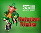 SG Interactive Has Three Games in iGaming Tracker's Top 10; Rainbow Riches Ranks No. 1