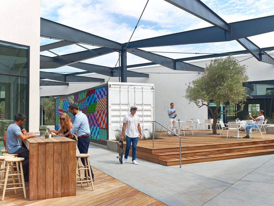 Raken joins anchor tenant, GoPro, and other industry leading companies such as Verve in sharing make's collaborative workplace environment.