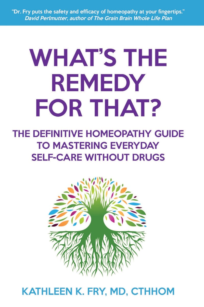 What's The Remedy For That? book cover