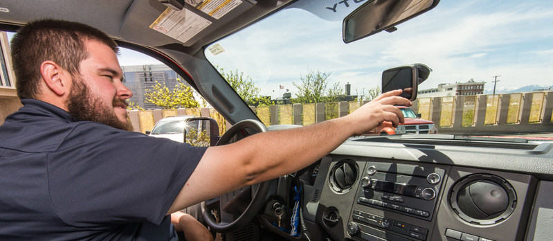The Omadi platform will seamlessly integrate with the TomTom PRO 7250 and entirely run on the TomTom PRO 8275 driver terminal, becoming the first towing software app to run completely on a TomTom driver terminal.