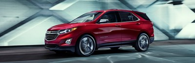 Review of the 2018 Chevy Equinox in Angola, Indiana