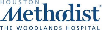 Houston Methodist The Woodlands logo (PRNewsfoto/Houston Methodist The Woodlands)