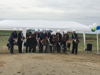 River and Rich Groundbreaking Ceremony