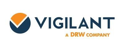Logo : Vigilant - a DRW Company (Groupe CNW/Vigilant Global)