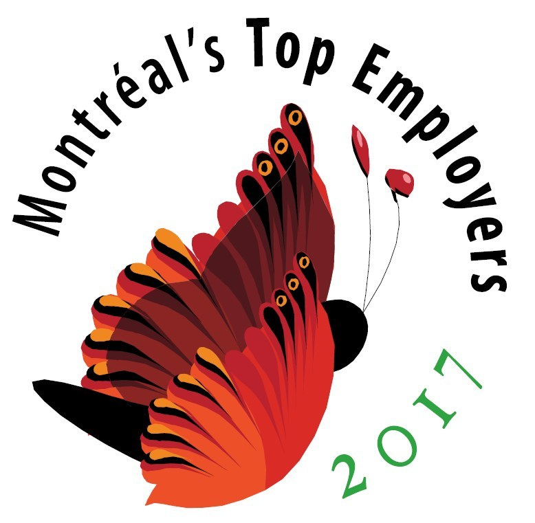 Montreal's Top Employers 2017 (CNW Group/Vigilant Global)
