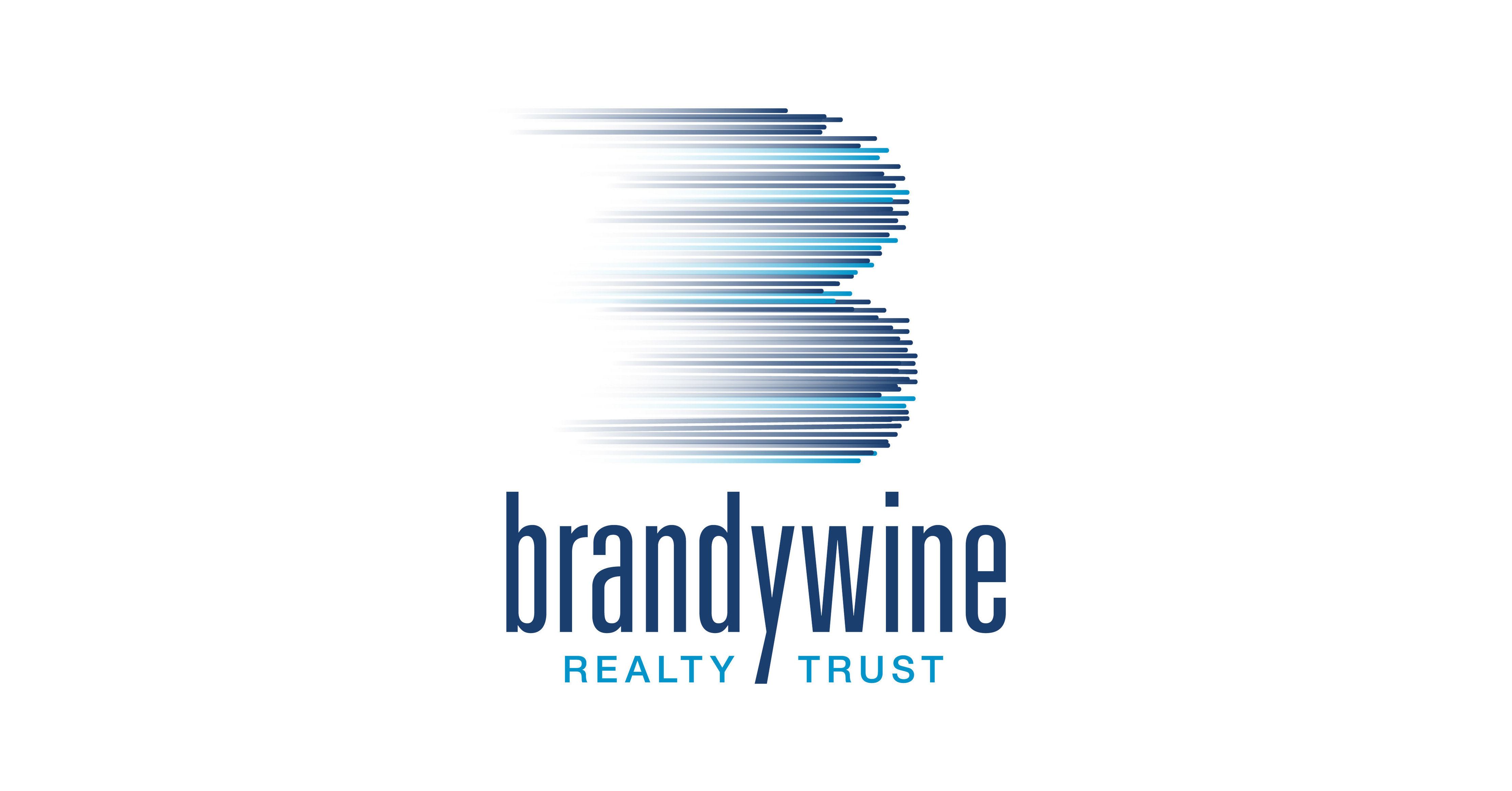 Brandywine Realty Trust Announces First Quarter 2017