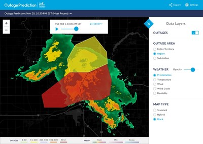 New Outage Prediction Model From The Weather Company, an IBM Business, Helps Utilities Prepare For and Respond to Severe Weather