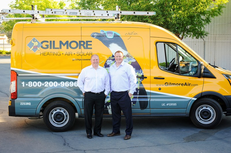 Gilmore Heating, Air, Solar offers tips to homeowners about how to prepare their homes for spring