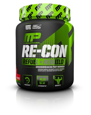 Musclepharm Reformulates And Relaunches Widely Popular Re Con Post Workout Recovery Product