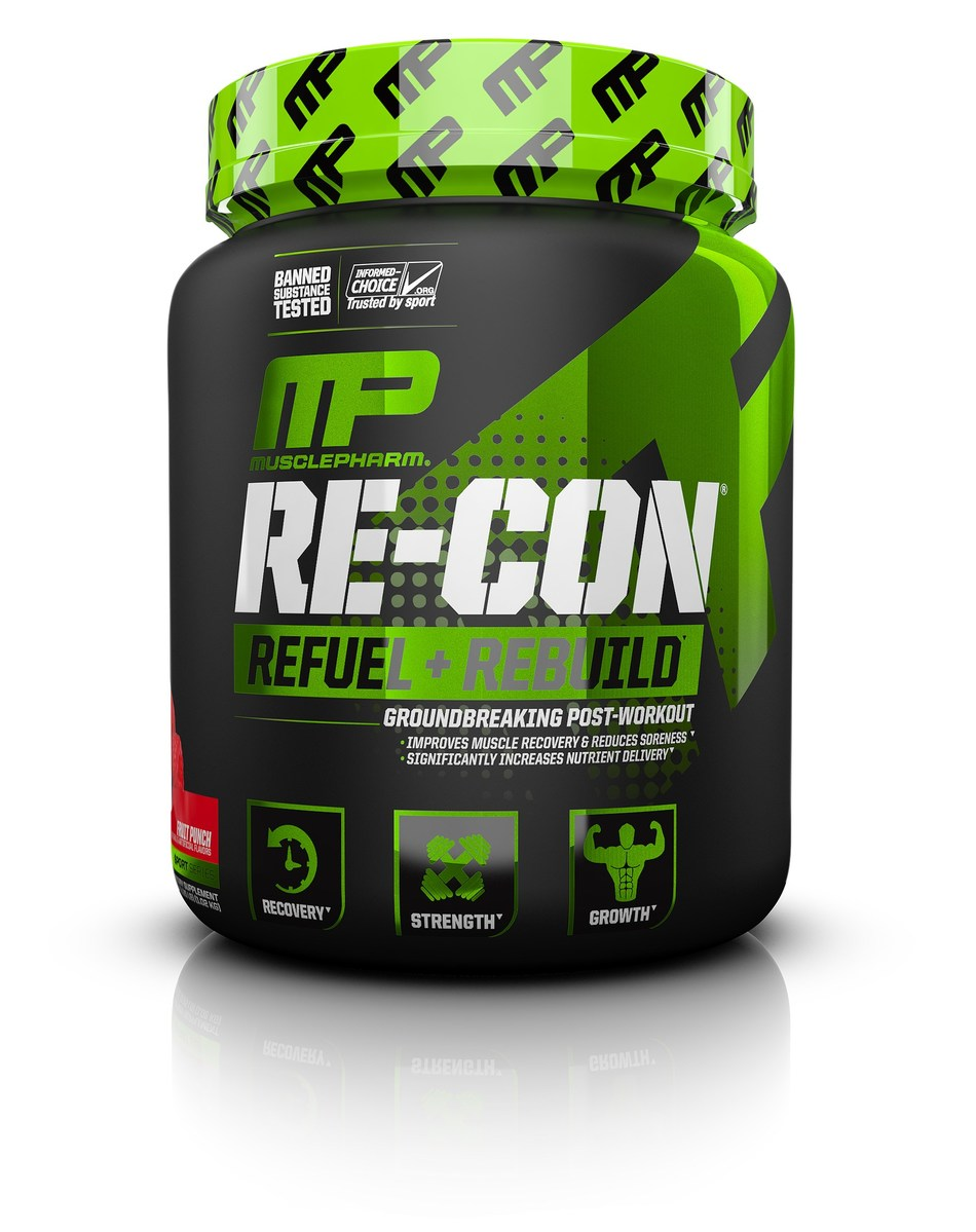 (PRNewsfoto/MusclePharm Corporation)