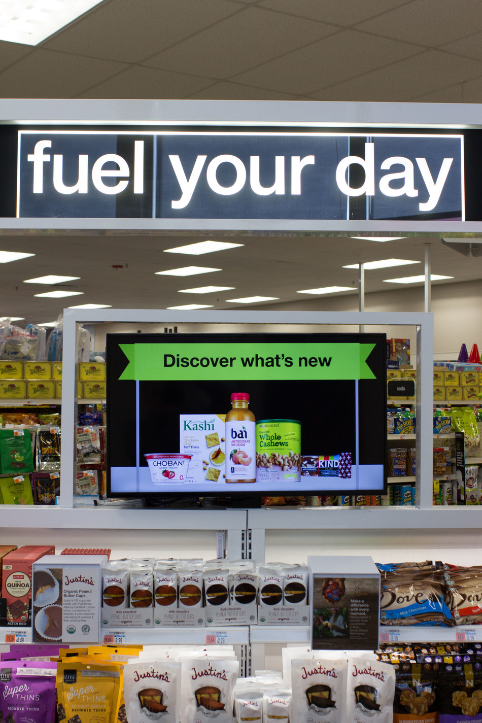 "With ""Discovery Zones"" made available throughout CVS Pharmacy in the new, health-focused format, customers can easily make purposeful choices throughout the store. This comes on the heels of CVS Pharmacy being the first national retail pharmacy chain to announce the removal of artificial trans fats from all exclusive store brand food products."