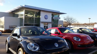 Drivers in need of a new set of tires can find savings at Spitzer Volkswagen by taking advantage of its deal, which allows customers to buy three tires and get the fourth for $1.