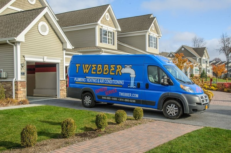 T. Webber Plumbing, Heating & Air Conditioning is a family owned and operated home services company serving the Hudson Valley area.