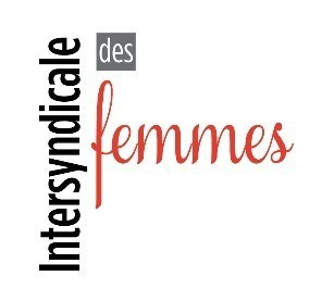 Logo : Intersyndicale des femmes (Groupe CNW/Intersyndicale des femmes)