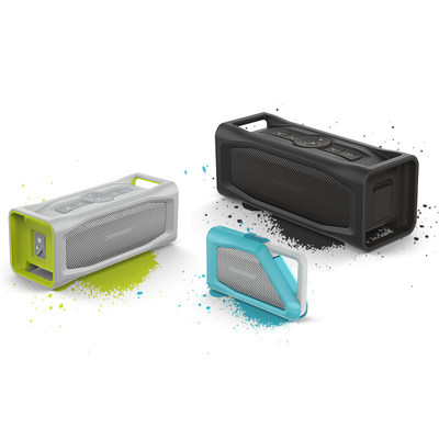 LifeProof AQUAPHONICS Bluetooth speakers are available now exclusively at Best Buy retail locations and bestbuy.com. AQ9 retails for $99.99, AQ10 for $199.99 and AQ11 for $299.99.