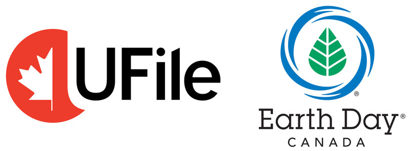 Canadian tax preparation software will donate $1 for every Canadian who files online using NETFILE with UFile on Saturday, April 22 to help Earth Day Canada plant more trees and reduce carbon footprint (CNW Group/UFile)