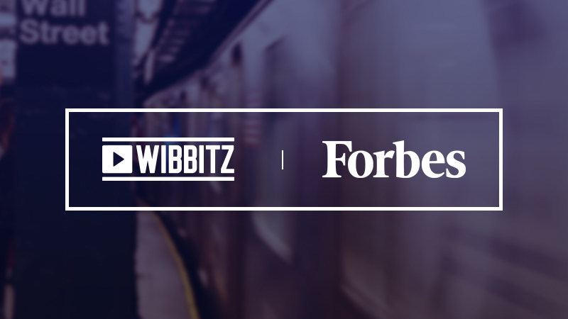 Forbes partners with Wibbitz to supplement its content offering with video using automation