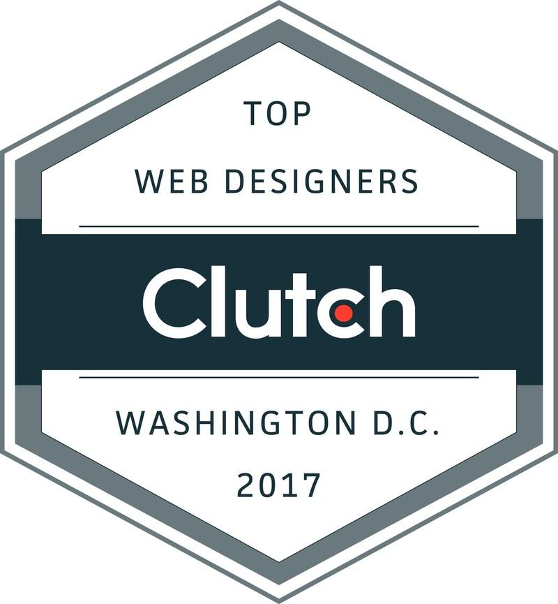 Clutch Recognizes Top Performing Washington DC Web Design Companies