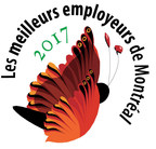 Les meilleurs employeurs de Montréal (Groupe CNW/Mediacorp Canada Inc.)