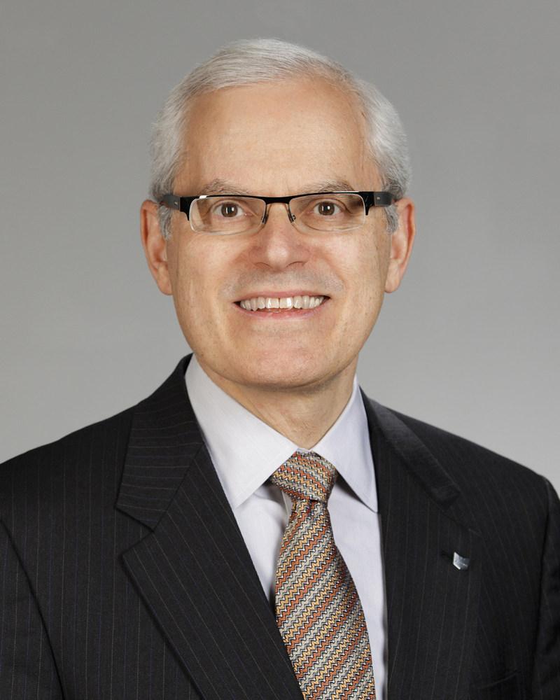 Canon U.S.A. Executive Vice President Seymour Liebman