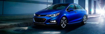 Review of the 2017 Chevy Cruze in Eau Claire, Wisconsin