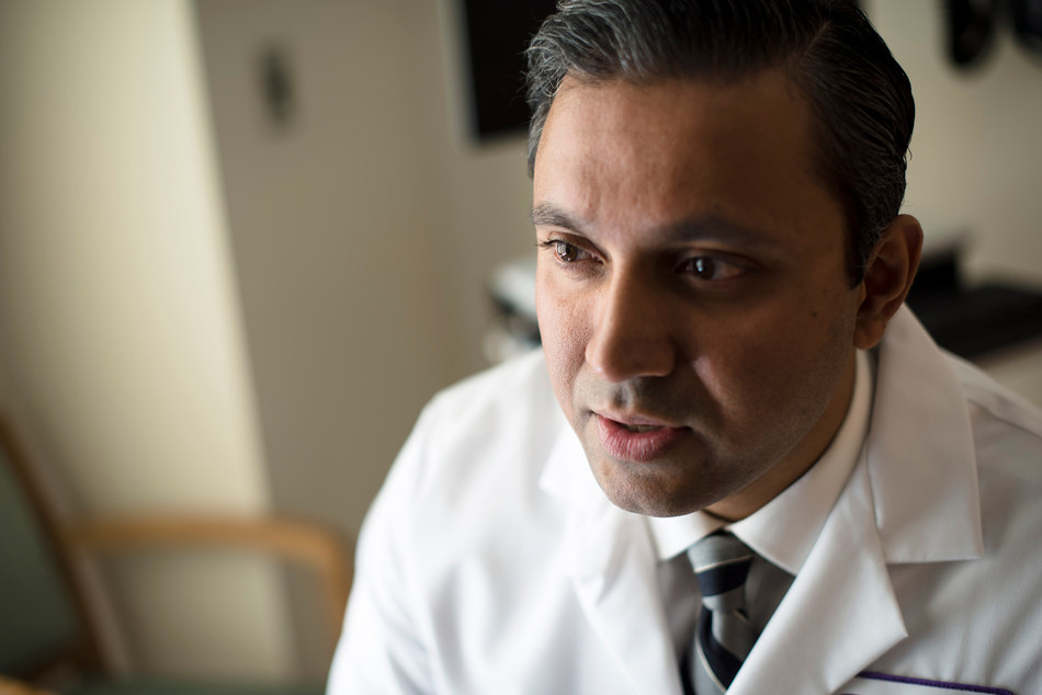 Clinical trial research conducted by Arjun V. Balar, MD, of NYU Langone's Perlmutter Cancer Center helped pave the way for the FDA's recent approval of the immunotherapy drug atezolizumab as a first-line treatment for advanced bladder cancer.