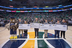 WGU and Utah Jazz Award Tuition for One Year to Four Students