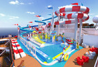 Colorful Dr. Seuss WaterWorks Park To Be Featured On New Carnival Horizon Debuting In 2018