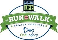 Donate Life Run/Walk.
