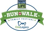 The Donate Life Run/Walk Celebrates 15 Years of Promoting the Importance of Organ, Eye and Tissue Donation in the Southland with Special Attendees, Donor Advocates