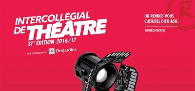 Logo : Intercollégial de théâtre (Groupe CNW/Cégep Limoilou)