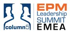 Column5 Announces Agenda for 2017 EMEA EPM Leadership Summit