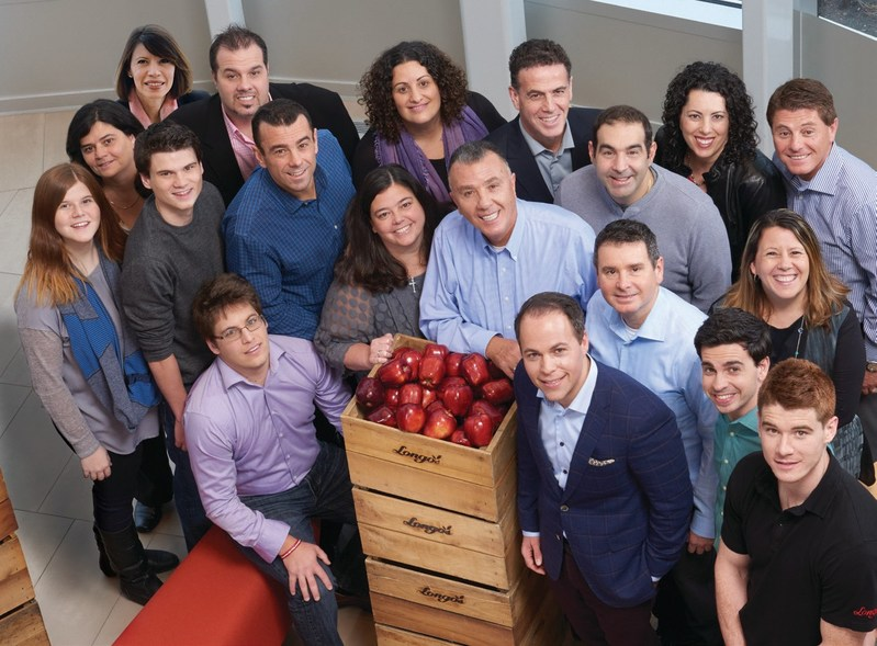 The Longo Family (CNW Group/Retail Council of Canada)